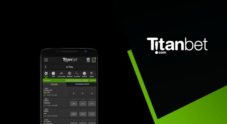 Titanbet mobile betting no deposit bonus binary options november 2021 darkness